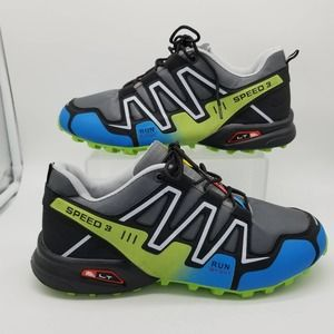 Mens Speed 3 Running Trail Shoes Light Weight Muscle Size 44 Run My Guy sneakers
